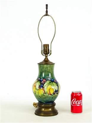 Moorcroft Lamp