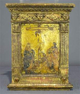 Italian School, Altar Fragment