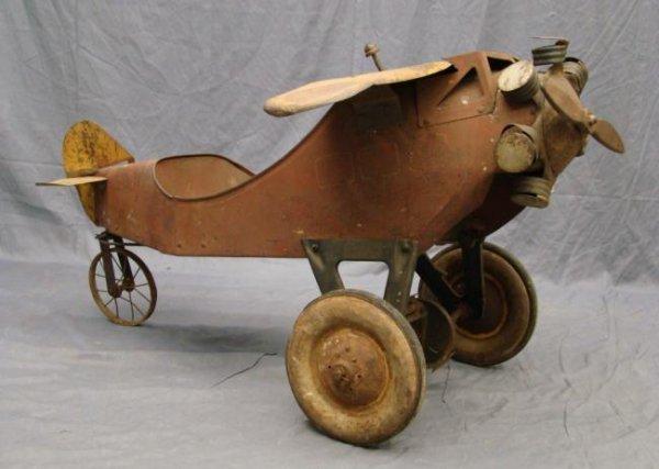Scarce Pedal Plane