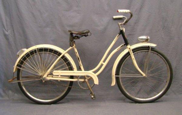 C. 1930  Schwinn Excelsior Balloon Bicycle