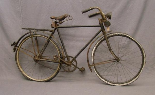 C.1915 Iver Johnson Pneumatic Safety Bicycle