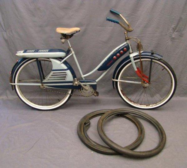 C. 1950 J.C. Higgins Balloon Bicycle
