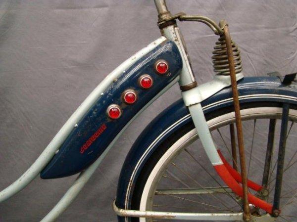 C. 1950 J.C. Higgins Balloon Bicycle - 2