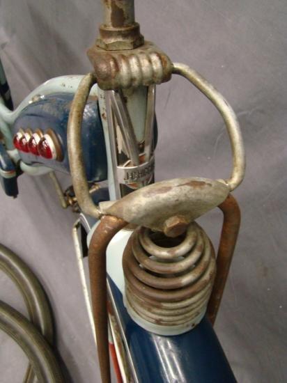 C. 1950 J.C. Higgins Balloon Bicycle - 3