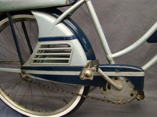 C. 1950 J.C. Higgins Balloon Bicycle - 7