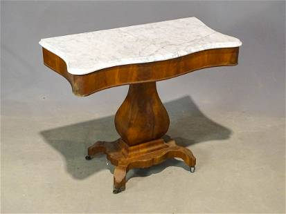 Empire Marble Top Stand