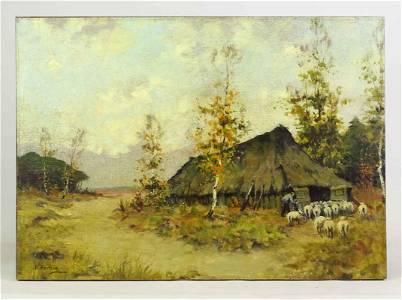 Attributed to Nicolai Fechin (1881-1955)