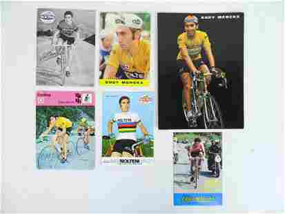 Eddy Merckx Bicycle Lot