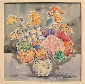 Watercolor Alexi Von Jawlensky