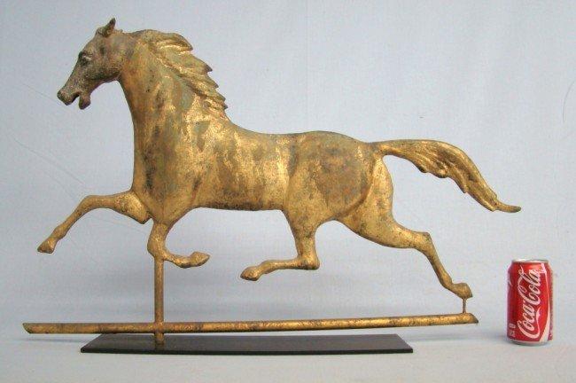 19: Weathervane Horse