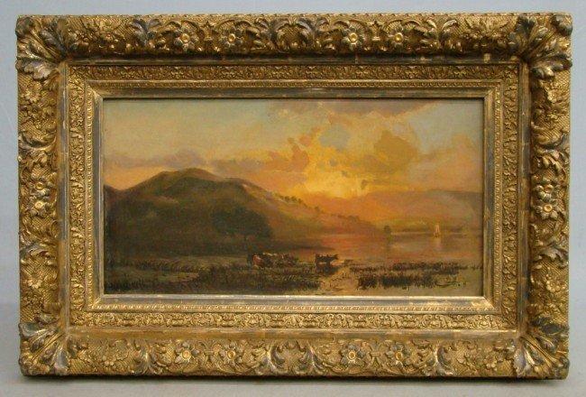 115A: Painting Arthur Parton