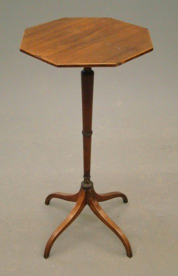 20: 19th c. Candlestand