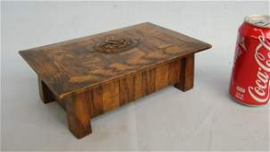 305 Arts And Crafts Period Box
