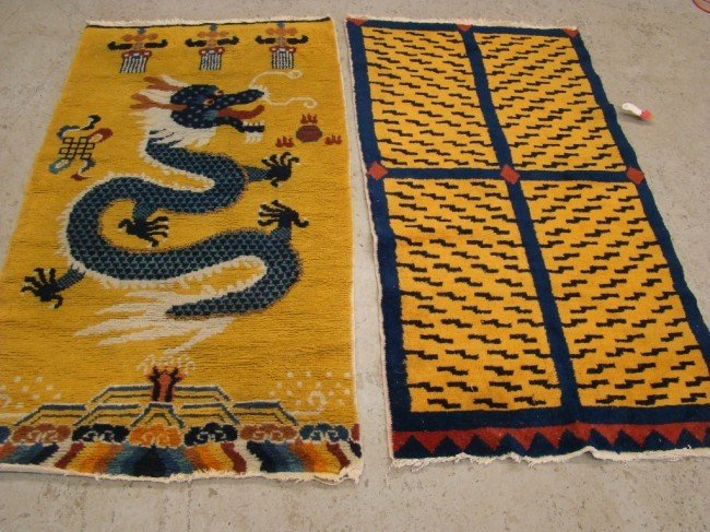 17: Chinese Rug Lot