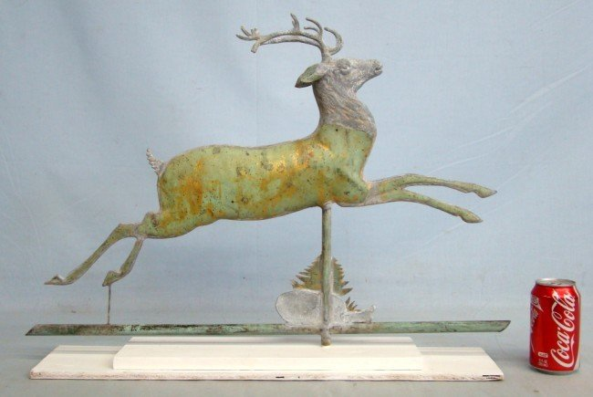70A: Weathervane Deer