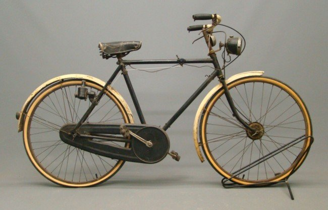 1: c. 1930-40 Raleigh Lightweight Bicycle