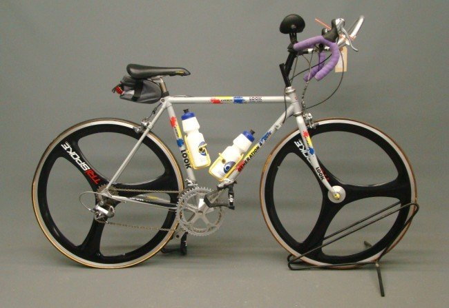 3: Contemporary Lightweight Bicycle