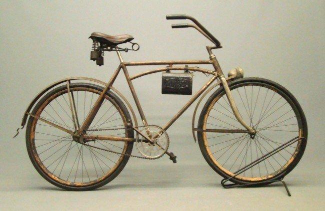 12: c. 1915-20 Harley-Davidson Bicycle