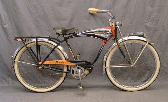 14: c. 1950 Schwinn Phantom Bicycle