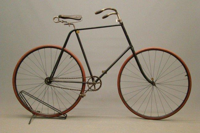 "18: c. 1824 Columbia ""Model 39"" Split Frame Bicycle"