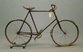 C. 1895 ENVOY Pneumatic Safety Bicycle