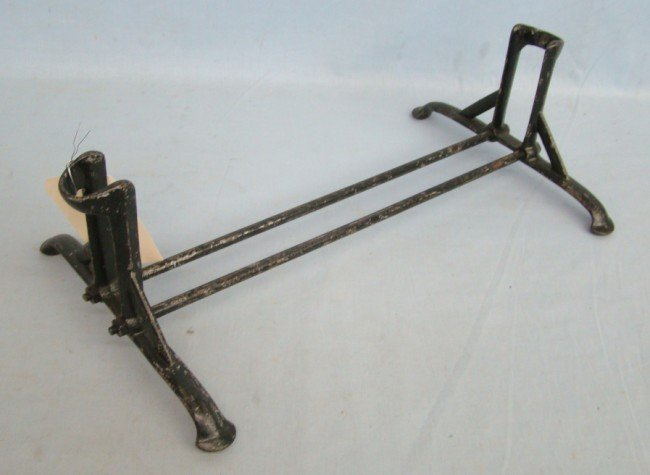 63: C. 1920 Bradbury Style Bicycle Stand