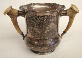 Sterling Silver LAW Trophy