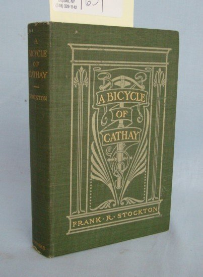 """65: Book: """"A Bicycle of Cathay"""""""