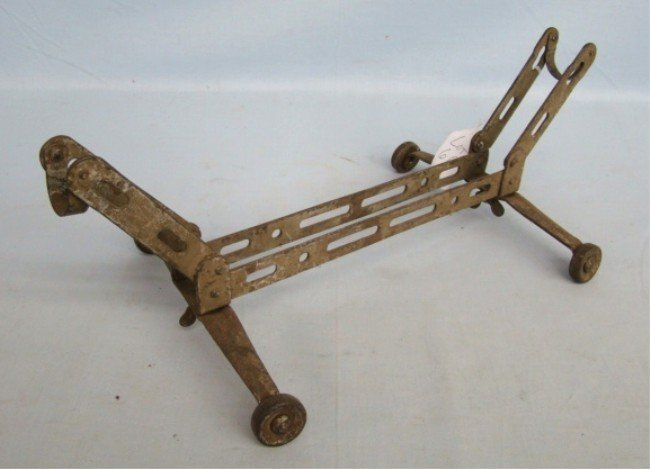 66: c. 1890's Bicycle Stand