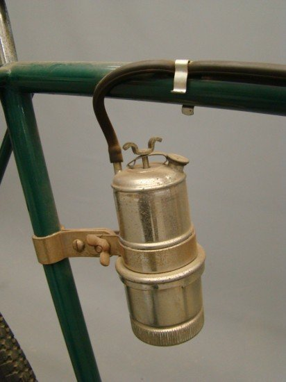 69: c. 1893 Victor Pneumatic Safety Bicycle - 10