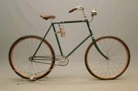 C. 1893 Victor Pneumatic Safety Bicycle