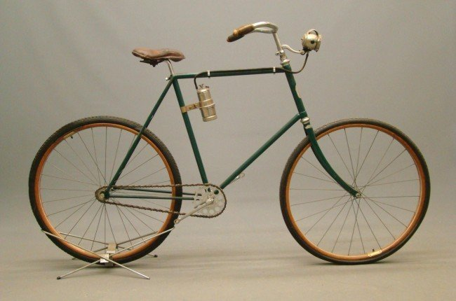 69: c. 1893 Victor Pneumatic Safety Bicycle