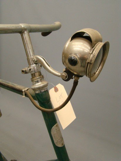 69: c. 1893 Victor Pneumatic Safety Bicycle - 4