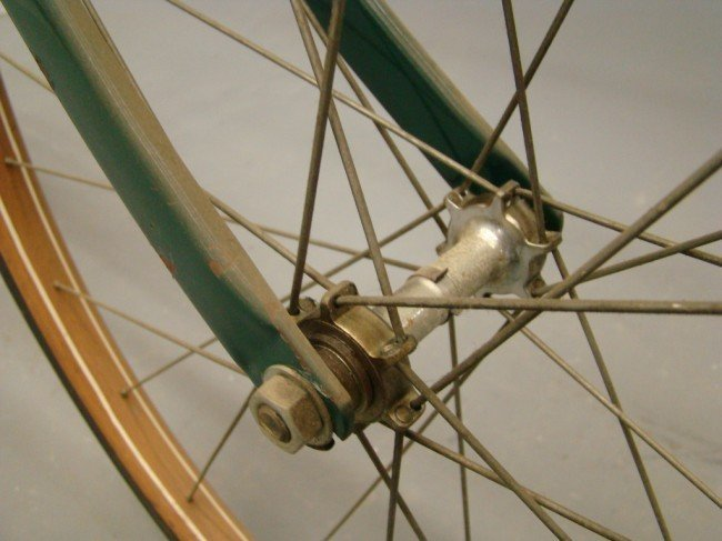 69: c. 1893 Victor Pneumatic Safety Bicycle - 6
