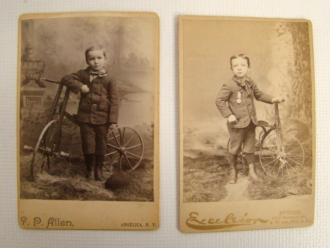 73: Lot of Cabinet Cards