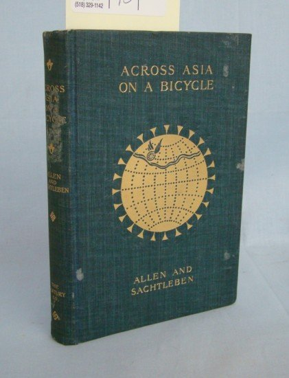 "75: Book: ""Across Asia on a Bicycle"""