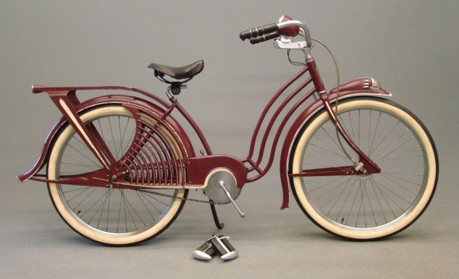 75A: 1936 Elgin Skylark Girl's Bicycle