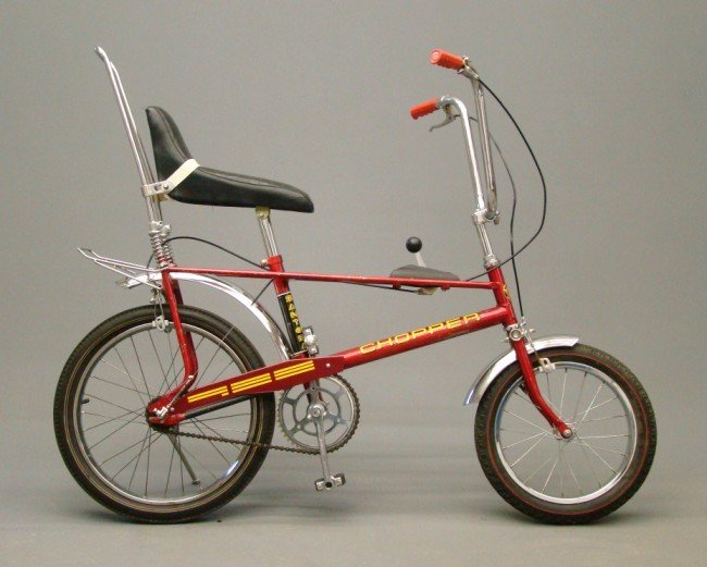 142: Muscle Bike, Santosa Chopper
