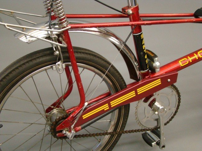 142: Muscle Bike, Santosa Chopper - 2