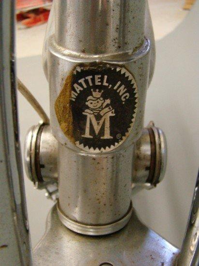 150: Muscle Bike, Mattel Stallion #M6 PU26669 - 10