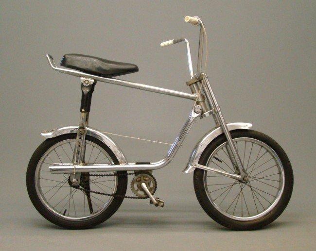 150: Muscle Bike, Mattel Stallion #M6 PU26669