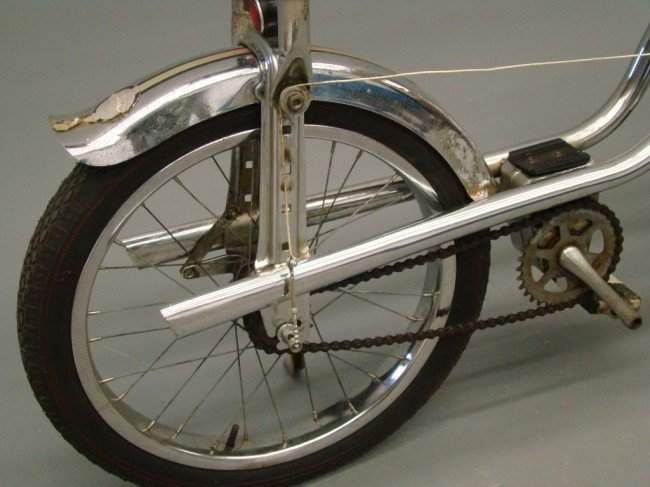 150: Muscle Bike, Mattel Stallion #M6 PU26669 - 2