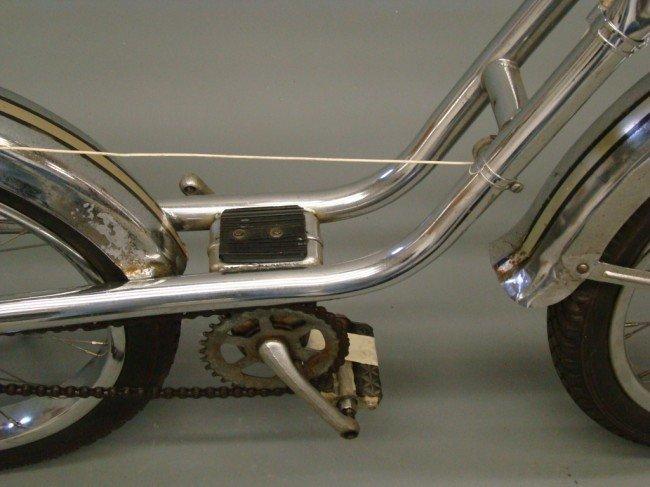 150: Muscle Bike, Mattel Stallion #M6 PU26669 - 4