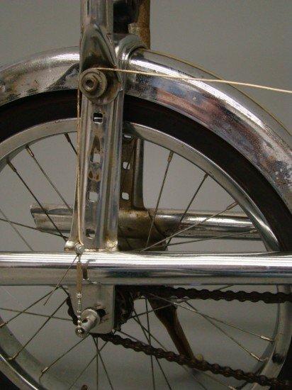 150: Muscle Bike, Mattel Stallion #M6 PU26669 - 5