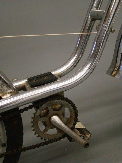 150: Muscle Bike, Mattel Stallion #M6 PU26669 - 6