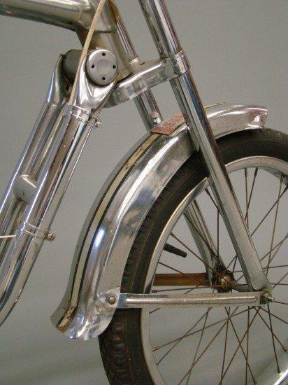 150: Muscle Bike, Mattel Stallion #M6 PU26669 - 7