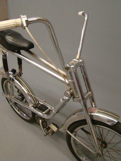 150: Muscle Bike, Mattel Stallion #M6 PU26669 - 8