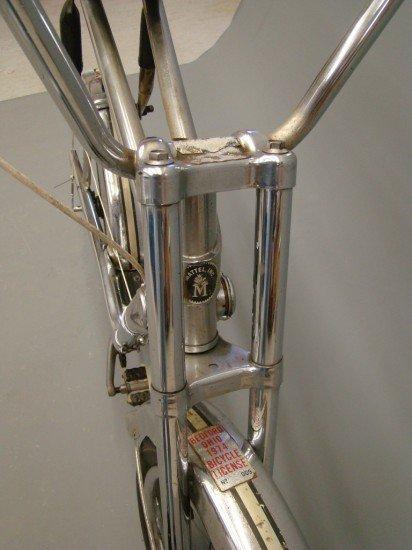 150: Muscle Bike, Mattel Stallion #M6 PU26669 - 9