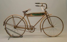 C. 1915 Winchester Male Pneumatic Safety Bicycle