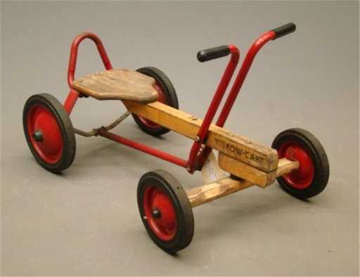 461 Radio Flyer Row Cart